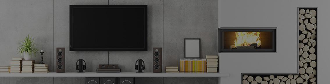As Soluções da Avaut atuam em Áudio e Vídeo, Conforto, Segurança, Conectividade e Sustentabilidade.